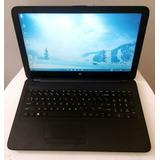 Laptop Hp 15-af131dx