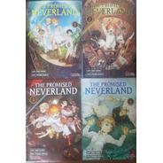 The Promised Neverland - Tomo 1 Al 4 - Manga - Ivrea