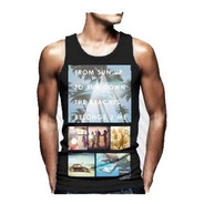 Musculosa Jersey The Beaches | Panther (15321)