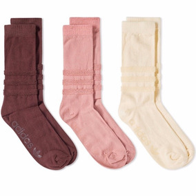 Tres Pares De Calcetines Originals Hombre adidas Br1791