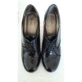 Zapatos Charol Prune