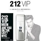 Perfumes Y/lociones 212 Vip Men De Carolina Herrera 100ml