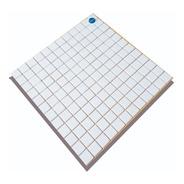 Venecitas Blancas Calidad Premium 2,5x2,5 Por M2