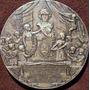 Antigua Y Gran Medalla Conmemorativa -unica En Mercado Lbre-