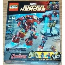 Lego 76031 The Hulk Buster Smash Avengers 2