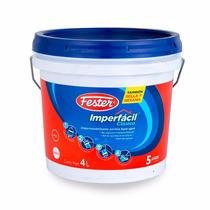 Impermeabilizante Acrílico Fester 1628360 Base Agua 4 L