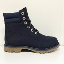 Timberland Mujer Clasica Azul 2016 Envio Dhl Look Trendy