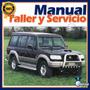 Manual De Taller Y Reparacion Hyundai Galloper