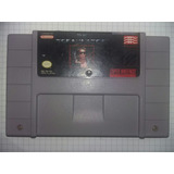 The Terminator Snes Super Nintendo