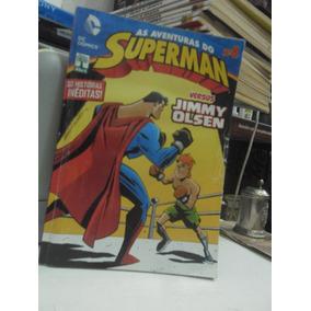 Gibi - As Aventuras Do Superman N° 8