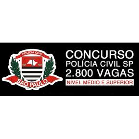 Apostila Polícia Civil Sp - Auxiliar De Necropsia Em Pdf