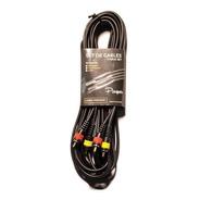 Cable Audio Rca Macho A Rca Macho 10 Metros Parquer