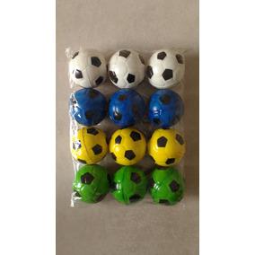 Pelotitas Futbol Souvenirs Pack X 12 Unid