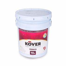 Impermeabilizante Berel 004905-6 Ecológico Térmico 10a 19 L