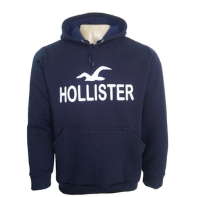 Blusa Moleton Hollister Masculino Canguru-xg-xg1-xg2-xg3-xg4