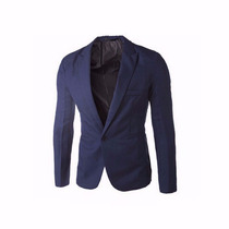 Blazer Slim Fit Masculino