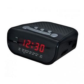Radio Reloj Digital Con Radio Daza Dz-cr833