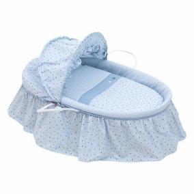Capazo Para Bebé Palma Stela Celeste Cambrass