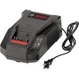 Cargador Rápido Para Baterías Litio Bosch 18v Bc630