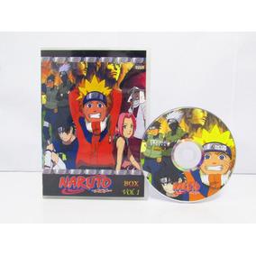 Naruto Box Todas As Temporadas Completo + Filmes + Ovas