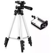 Tripé Ajustável P/ Câmeras Ou Celulares Inova 120cm Spo-8193
