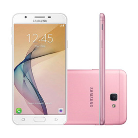 Samsung Galaxy J5 Prime 32gb Câmera 13mp+frontal 5mp Rosa