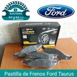 Pastillas De Freno De Ford Taurus