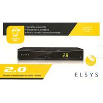 Receptor Antena Parabólica Elsys 2.0