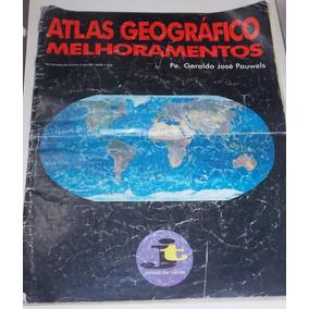 Atlas Geográfico Melhoramentos Padre Geraldo José Pawels