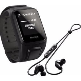 Reloj Tomtom Spark 3 Gps Cardio Music Audíf. Multidep. Gde