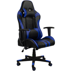 Cadeira Gamer Em Couro Sintético - Tcgs