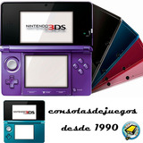 Nintendo 3ds Reacondicionadas Hasta 20 Juegos!