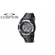 Relógio Cosmos Os41440c Digital Puls.borracha