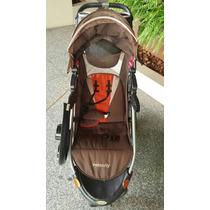 Carrinho De Bebê Com 3 Rodas - Importado - Usado