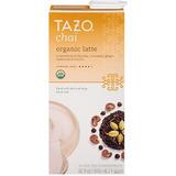 Tazo Orgánica Chai Latte Spiced Negro Té Concentrado 32 Oz