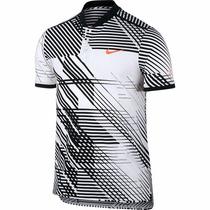 Remera Roger Federer Abierto Australia 2017 Nike Premier
