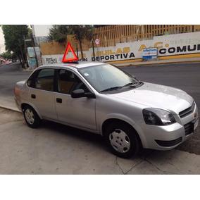 Chevy Sedan 2012 4 Puertas Clima Automatico
