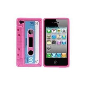 Mc0081 Genérico Caja Del Teléfono Celular Para El Iphone 4