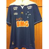 Camisa Cruzeiro Usada Jogo Diego Souza Brasileirão 2013
