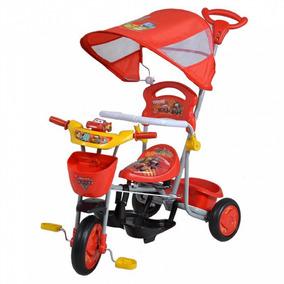 Envío Gratis Triciclo Disney Mickey Cars Princesas Toy Story