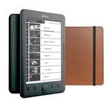Ebook X-view Bookie E-reader 6 Pulgadas 4gb Expandible S/luz