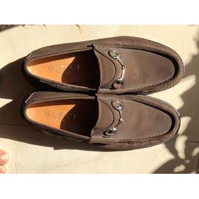 Zapatos Gucci Talla 10 1/2 Originales 100% Oferta 50trumps