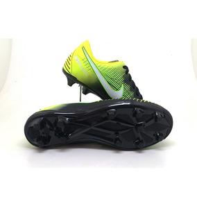 Chuteira Nike Tiempo Natural 3 Salão Oficial Nº 32 Inf - Chuteiras ... a1626526d0fc7