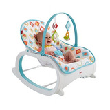 Silla Mecedora Vibradora Fisher Price (niño)