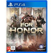 Jogo For Honor Limited Edition Para Ps4