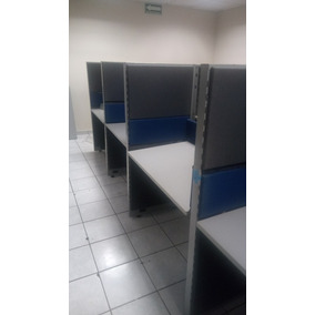 Modulo Mampara Escritorio Oficina Call Center Ciber No Envio