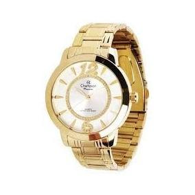 Relogio Feminino Champion De Luxo Passion Ch24259h Dourado