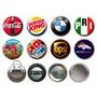 Botones Publicitarios De 2,5 Combo De 100 Und Mas Diseño