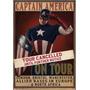 Poster Capitan America Super A3 Marvel Ca 12