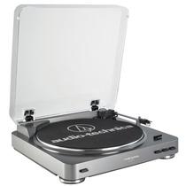 Audio Technica At-lp60-usb Bandeja Giradiscos Vinilo Digital
